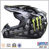 낙서 (CR403)를 가진 도로 헬멧 떨어져 형식 점 Motorcross 또는