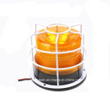 재충전용 LED 번쩍이는 스트로브 경고등