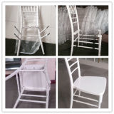 Wedding Party에 백색 Chivari Chair