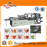 Мешок цветка запечатывания PP/OPP/BOPP бортовой делая машину