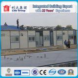 Casa pre fabricada da acomodação do acampamento