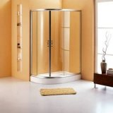 12mmの安全ゆとりの緩和されたガラスのシャワー室