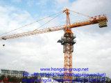Qualité 3ton de Hongda Nice à la grue à tour de 25 tonnes