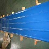 staalplaat van het Dakwerk van 0.3mm de Dikte Vooraf geverfte Voor de Tegels van het Dakwerk