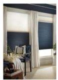 Decorativos quentes personalizam cortinas de rolo celulares do favo de mel
