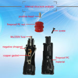 Style europeo 12V/24V Auto Cigarette Lighter Extension Wire