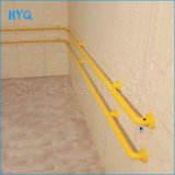 Balaustra Slittare-Resistente galvanizzata durevole della barra di gru a benna della scala della barra di gru a benna del bracciolo della stanza da bagno del tubo