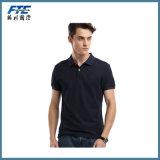 최신 판매 폴로 셔츠 주문 면 또는 폴리에스테 폴로 셔츠