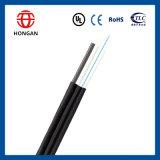 Fibra G J do núcleo G657A do cabo pendente 1 de FTTH Y X F C H para uma comunicação