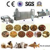 Alimento de perro seco adulto que hace la máquina para la venta
