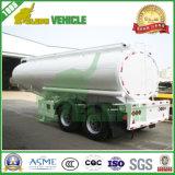 De vloeibare Tanker van de Brandstof van de Vrachtwagen van het Vervoer Semi met de Opschorting van de Aanhangwagen
