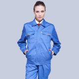 La chaqueta europea clásica del trabajo, uniforme de la construcción