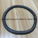 Calor Insulation Fiberglass Rope Gasket para Stove/Oven/Woodburner Door