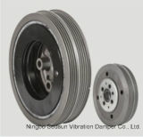 Шкив кривошина/демфер вибрации кручения для VW 038105243f
