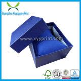 Kundenspezifisches Firmenzeichen gedruckter Papieruhr-Kasten für Geschenk