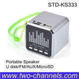 Mini altavoz del USB de la aleación de aluminio del altavoz