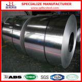 Bobine en acier galvanisée enduite par zinc régulier de paillette