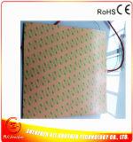 400*400*1.5mm 576W 3D RubberVerwarmer van het Silicone van de Verwarmer van de Printer 220VAC