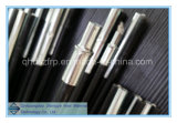 Barraca Pólo de FRP, barraca de dobramento Pólo da fibra de vidro, barraca preta Pólo