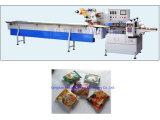 Машина упаковки подушки польностью нержавеющей еды Кита автоматическая