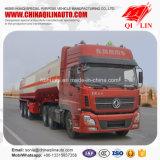 Remorque de camion-citerne d'huile de graissage semi avec la bonne qualité des produits
