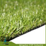 景色の草のカーペットの高密度人工的な泥炭