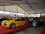 tent de Van uitstekende kwaliteit van het Parkeren van de Auto van de Tent van Gazebo van het Aluminium van 5X5m