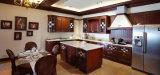 Disegno 2017 dell'armadio da cucina di legno solido di alta qualità di Welbom