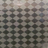 feuille Checkered de relief de l'acier inoxydable 304 201