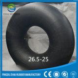 Chambre à air de pneu d'OTR, chambres à air de tubes d'OTR, butyliques et normales d'OTR