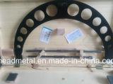 Präzision grosse Teile durch CNC-Teil