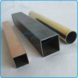 Tubi quadrati dell'acciaio inossidabile & rettangolari saldati