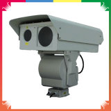 HD Night Vision IRL Laser Camera met PTZ voor 1200m Surveillance