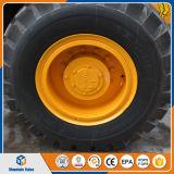 Cargador de la rueda del material de construcción Zl30 con el compartimiento 1.7cbm