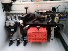 가구 만들기를 위한 반 자동 목공 가장자리 밴딩 기계 (SE-260)