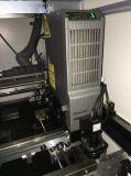 Der faser-3D auf Metall/ABS PEC Belüftung-gedruckte Schaltkarte allgemein verwenden Onlinelaser-Markierungs-Maschine