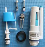 De sanitaire Waterclosets van de Montage