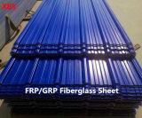 FRP/GRP 섬유유리 유리 섬유 반투명 물결 모양 루핑 장