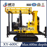 600m Trailer 또는 Crawler Mounted Hydraulic Water Well Drilling Rig