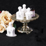 3D en forme de bouteille de parfum en céramique Aroma Gift Set (AM-43)