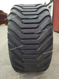 Neumático 700/40-22.5 de la flotación de Agricultrual con el borde 24.00X22.5 de la rueda