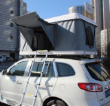 De Nieuwe Shell van het Ontwerp Harde Hoogste Tent van uitstekende kwaliteit van het Dak van de Auto voor het Openlucht Kamperen