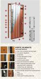 Stahltür-Sicherheits-Tür-Einstiegstür
