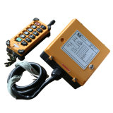 F23 TransmittおよびReceiver Industrial Overhead Crane Radio Remote Control