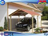 Carport/pabellón/garage/toldo de la estructura de acero (FLM-C-013)