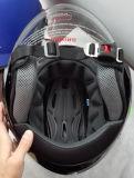 환상적인 차가운 기관자전차 스쿠터 또는 Harley 열리는 마스크 헬멧 (OP209가)