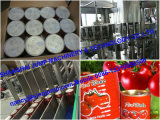 220Lスチールドラムの詰められたトマトのりブリックス28-30%/36-38%