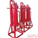 Schlamm-Gas-Trennzeichen im Ölfeld-Vertiefungs-Spülschlamm-System