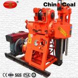 Geotechnischer beweglicher Traktor eingehangene hydraulische Drehkernprobe-Ölplattform