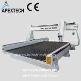 Individual husillo Hsd Aircooling CNC Router con el cuadro vacío